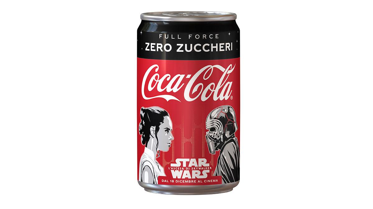 Coca COla Star Wars