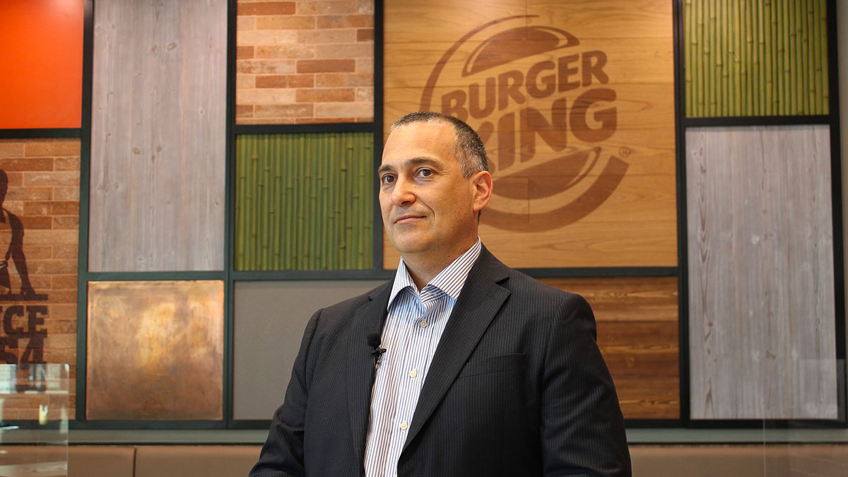 Andrea Valota - AD Burger King Restaurants Italia